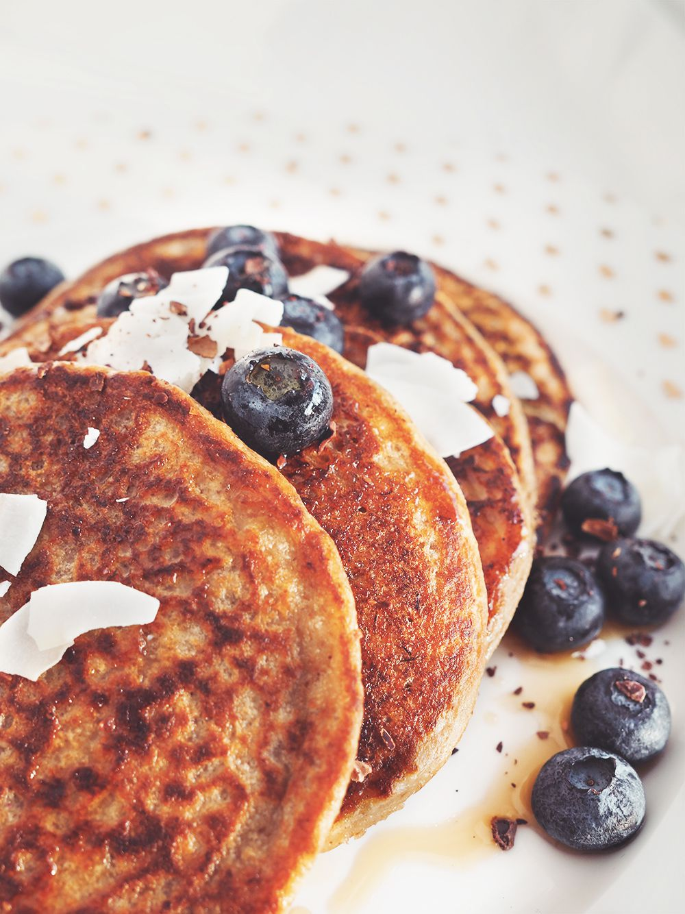 pancakes bananowe – eatmeplease.pl