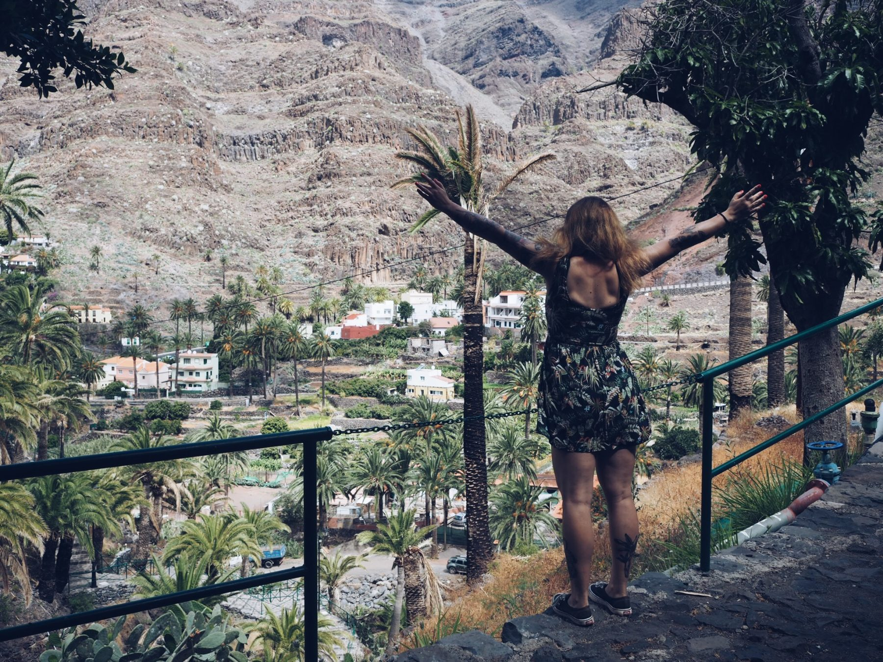 Into the wild, Gomera – Hiszpania
