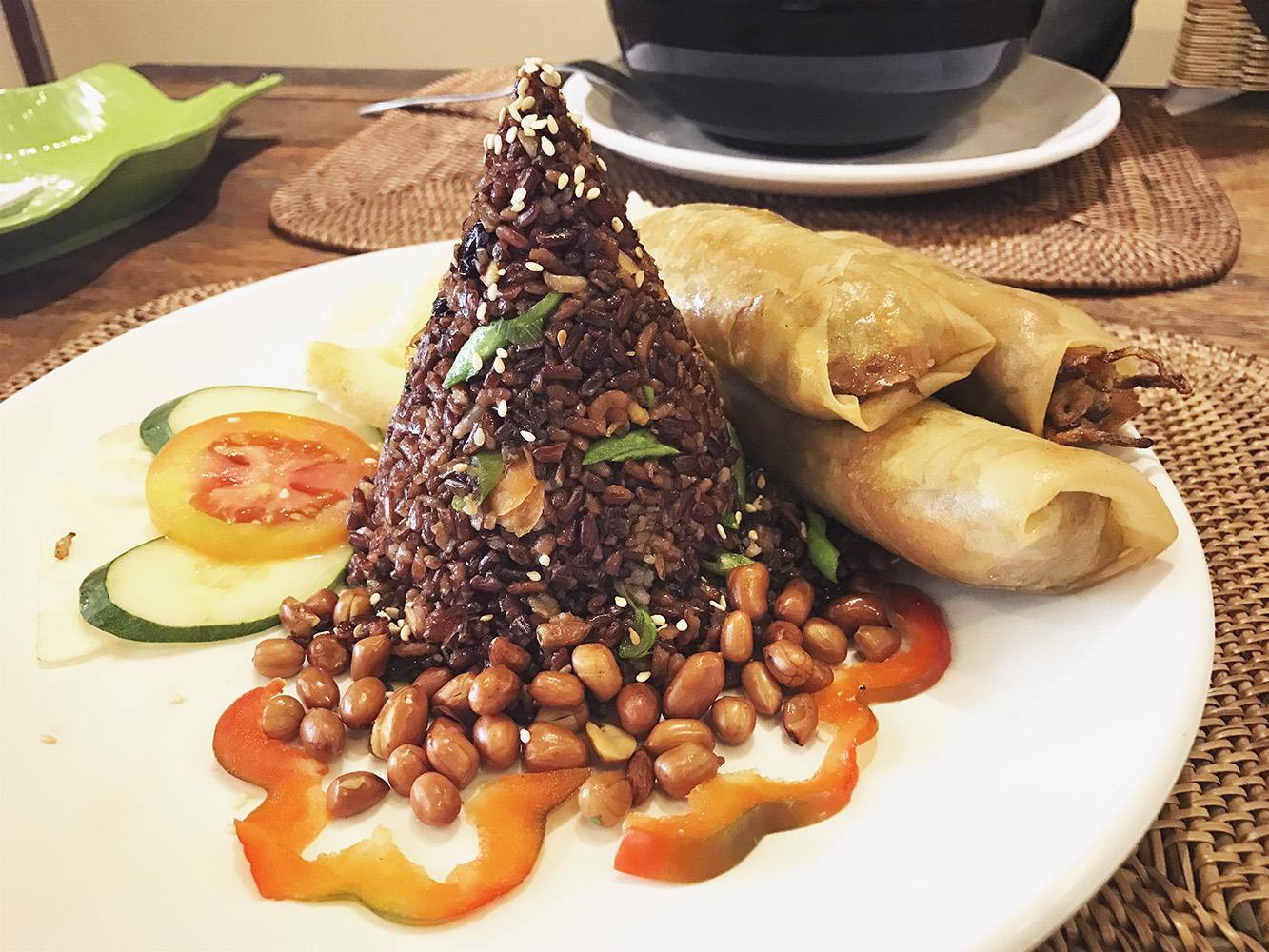 Lombok – Kuta, El Bazar Cafe & Restaurant