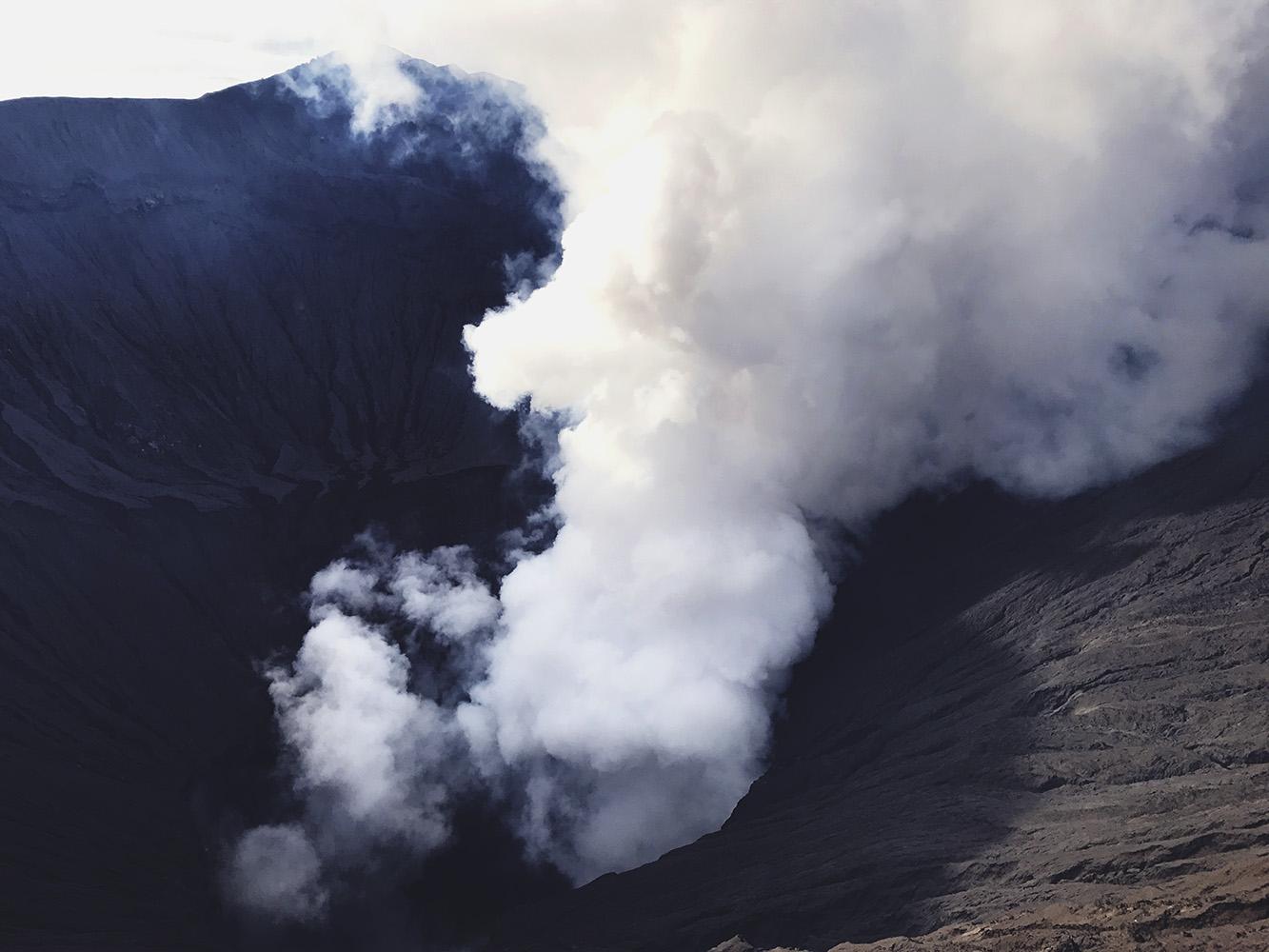 Jawa – wulkan Bromo