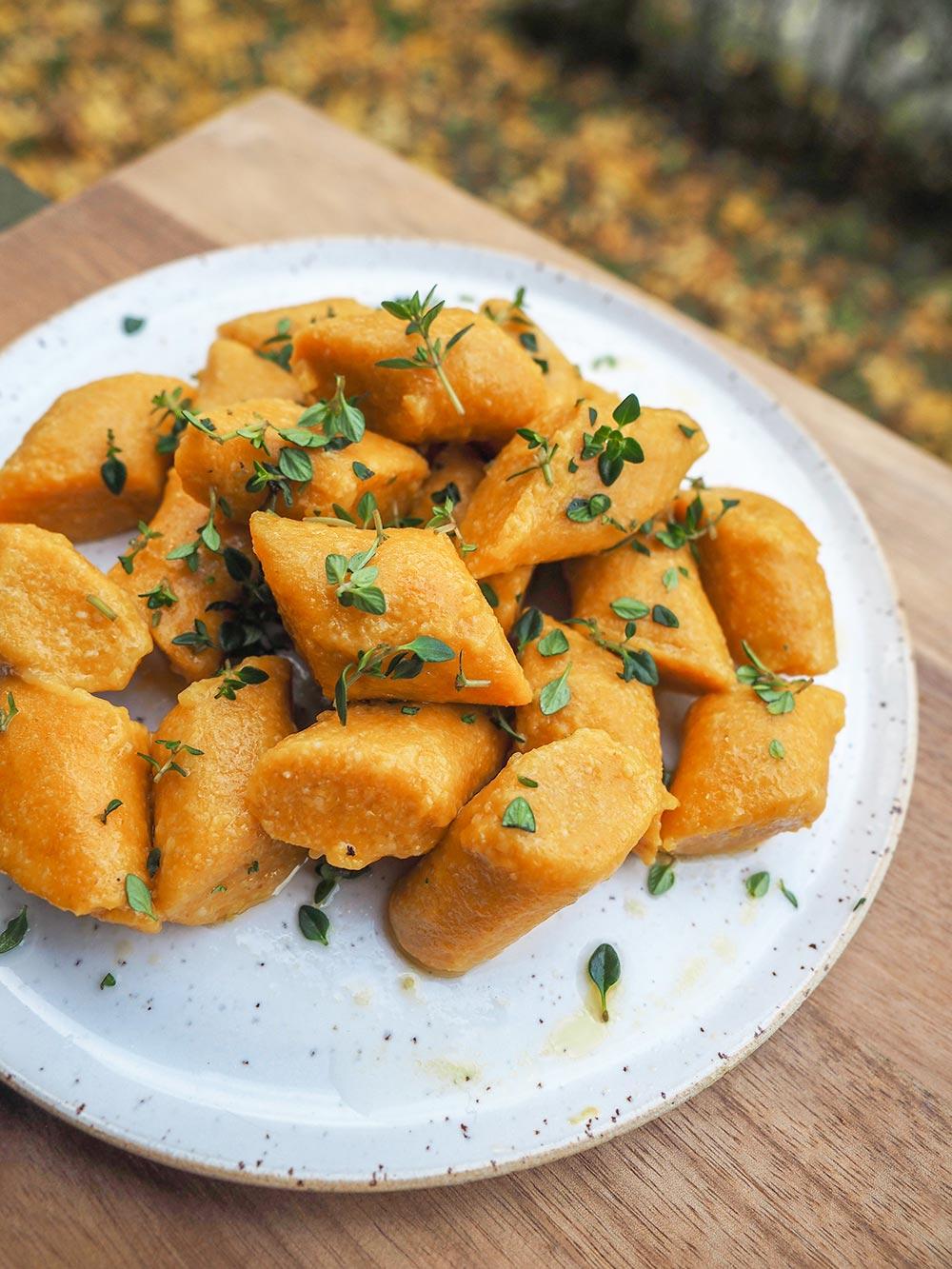 Dyniowe gnocchi – eatmeplease.pl