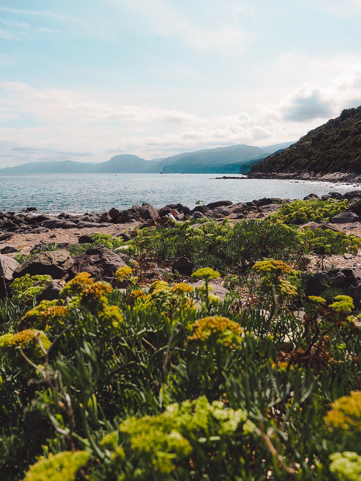Endless island, Sardynia – Włochy