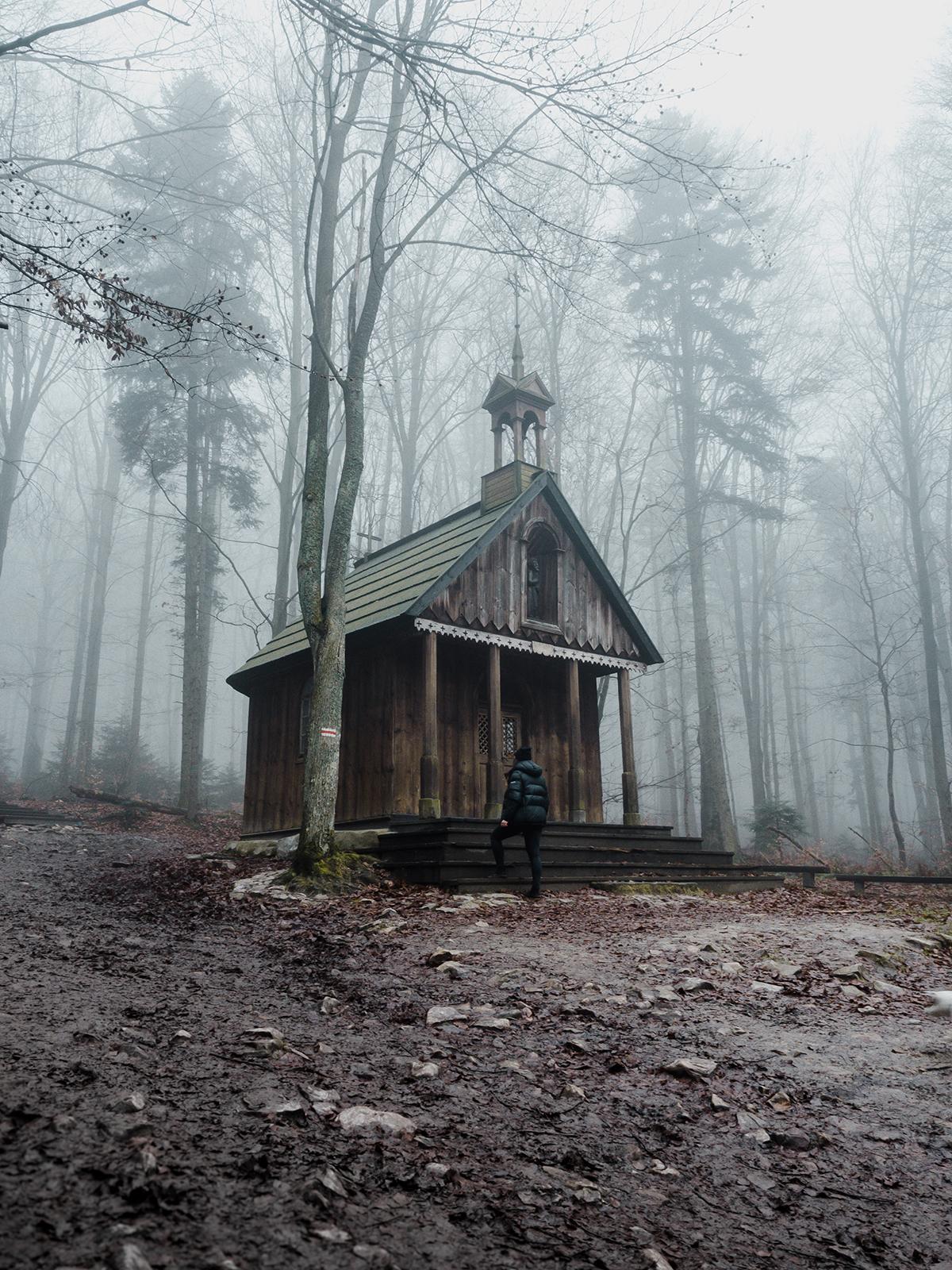 Łysica, Góry Świętokrzyskie – Polska